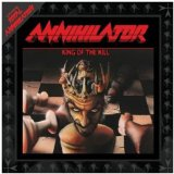 King Of The Kill Lyrics Annihilator