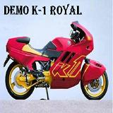 Demo Lyrics K-1 Royal