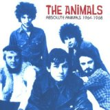 Absolute Animals 1964-1968  Lyrics The Animals