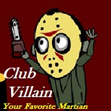 Club Villain (Single) Lyrics Your Favorite Martian