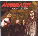 Waking The Fury Lyrics Annihilator