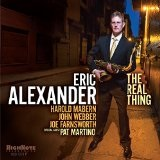 The Real Thing Lyrics Eric Alexander