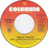 Easy Lover - (with Phil Collins) Lyrics Philip Bailey With Phil Collins