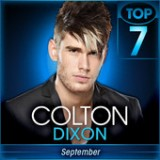 American Idol: Top 7 (second week) – Songs from Now & Then Lyrics Colton Dixon