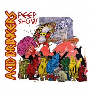 Peep Show Lyrics Acid Drinkers