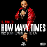 How Many Times (Single) Lyrics DJ Khaled