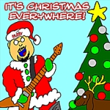 It's Christmas Everywhere! Lyrics Mr. Billy