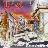 Thundersteel Lyrics Riot