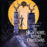 Nightmare Before Christmas Soundtrack Lyrics Danny Elfman