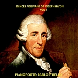 Dances for Piano of Joseph Haydn Vol 1 Lyrics Pablo F Bello