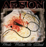 Words Written In Blood Lyrics Arson