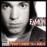 I don't want you back Lyrics Eamon