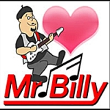 Won't You Be My Valentine Lyrics Mr. Billy