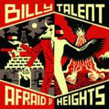 Afraid of Heights Lyrics Billy Talent