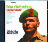 Ballad Of The Green Berets (1966) Lyrics SSG Barry Sadler