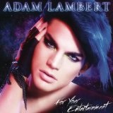 For Your Entertainment Lyrics Adam Lambert