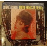 Movie Greats of the 60s Lyrics Connie Francis