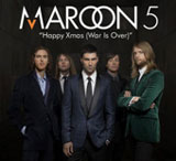 Happy Xmas (War Is Over) (Single) Lyrics Maroon 5