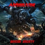 Suicide Society Lyrics Annihilator