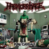 Punk Carnage Lyrics Haemorrhage