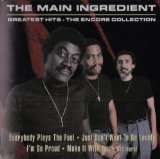 Miscellaneous Lyrics The Main Ingredient