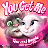 You Get Me (Single) Lyrics Tom and Angela