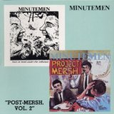 Post Mersh Vol 2 Lyrics Minutemen