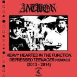 Heavy Hearted In The Function Depressed Teenager Remixes 2013-2014 Lyrics Antwon