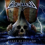 Sagas Of Iceland - The History Of The Vikings Vol. 1 Lyrics Rebellion