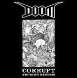 Corrupt Fucking System Lyrics Doom