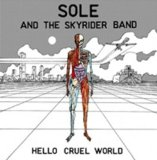 Hello Cruel World Lyrics Sole And The Skyrider Band