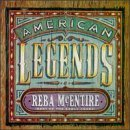 American Legends  Best of the Early Years Lyrics Reba McEntire
