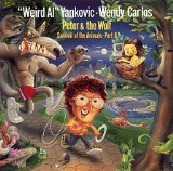 Peter and the Wolf Lyrics Weird Al Yankovic & Wendy Carlos