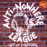 Out Of Control Lyrics Anti-Nowhere League