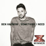 Something I Need (Single) Lyrics Ben Haenow
