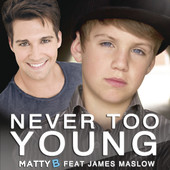 Never Too Young (Single) Lyrics MattyB