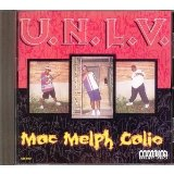 Mac Melph Calio Lyrics U.N.L.V.
