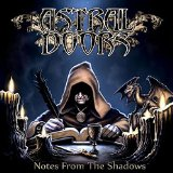 Notes from the Shadows Lyrics Astral Doors