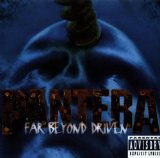 Far Beyond Driven Lyrics Pantera