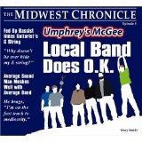 Local Band Does OK Lyrics Umphrey's McGee