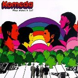 What Makes It Go? Lyrics Komeda