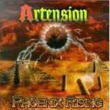Phoenix Rising Lyrics Artension