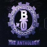 The Anthology Lyrics Bachman-Turner Overdrive