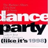 Dance Party (Like It's 1998) Lyrics Rockell