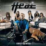 Address the Nation Lyrics H.E.A.T