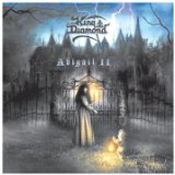 Abigail II: The Revenge Lyrics King Diamond