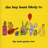 The Best Party Ever Lyrics The Boy Least Likely To