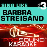 Sing-a-long-vol. 3 Lyrics Barbra Streisand