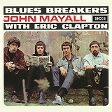 Blues Breakers With Eric Clapton Lyrics Mayall John And The Blues Breakers