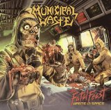 The Fatal Feast Lyrics Municipal Waste